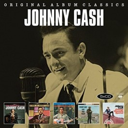 Johnny Cash Original Album Classics CD5