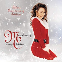 Mariah Carey Merry Christmas Deluxe Anniversary Edition CD2