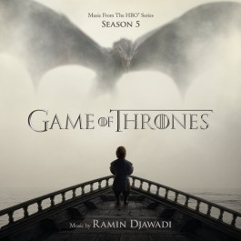 Soundtrack Game Of Thrones Season 5 Music By Ramin Djawadi CD