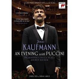 Jonas Kaufmann An Evening With Puccini DVD
