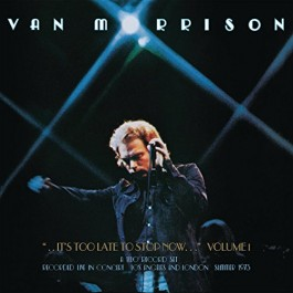 Van Morrison Its Too Late To Stop Now Vol.2,3,4 & Dvd CD3+DVD