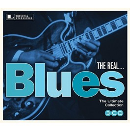 Various Artists Real... Blues The Ultimate Collection CD3