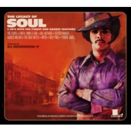 Various Artists Legacy Of Soul Finest And Rarest Masters LP2