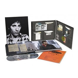 Bruce Springsteen Ties That Band The River Collection CD4+DVD3