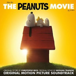 Soundtrack Peanuts Movie CD