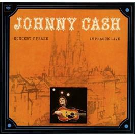 Johnny Cash Koncert V Praze In Prague Live CD