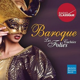 Various Artists Baroque Les Cachees Folies CD4
