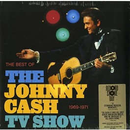 Johnny Cash The Best Of Tv Show LP