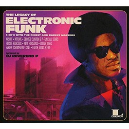 Various Artists Legacy Of Electronic Funk CD3