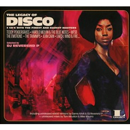 Various Artists Legacy Of Disco CD3