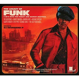 Various Artists Legacy Of Funk CD3