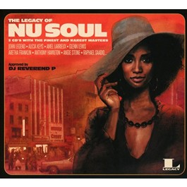 Various Artists Legacy Of Nu Soul CD3