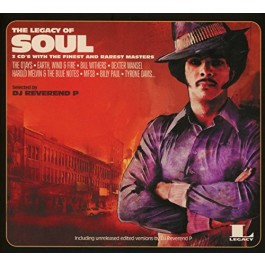 Various Artists Legacy Of Soul CD3