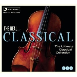 Various Artists Real... Classical The Ultimate Collection CD3