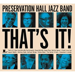 Preservation Hall Jazz Band Thats It CD