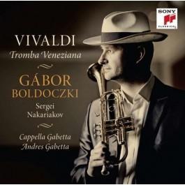 Gabor Boldoczki Tromba Veneziana CD