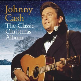 Johnny Cash Classic Christmas Album CD