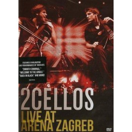 2Cellos Live At Arena Zagreb DVD