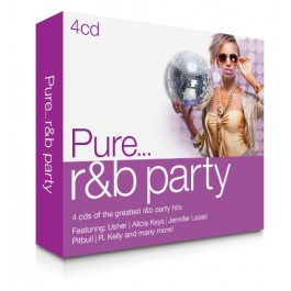 Various Artists Pure...r&b Party CD4