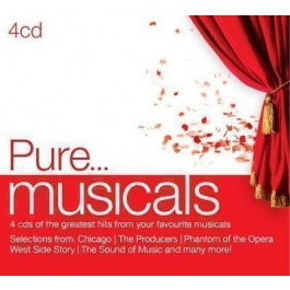 Various Artists Pure...musicals CD4