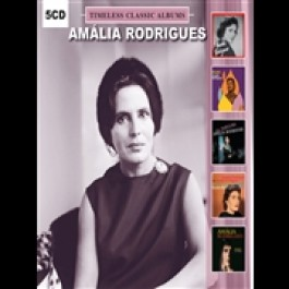 Amalia Rodrigues Timeless Classic Albums CD5