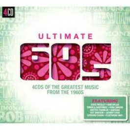 Various Artists Ultimate 60S CD4