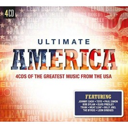Various Artists Ultimate America CD4