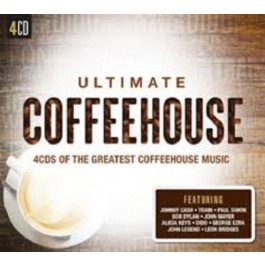 Various Artists Ultimate Coffeehouse CD4