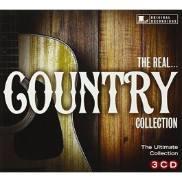 Various Artists Real...country The Ultimate Collection CD3