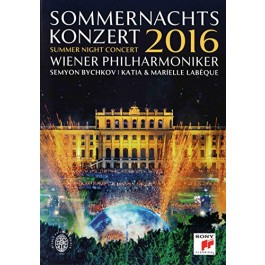 Wiener Philharmoniker Bychkov Sommernachts Konzert 2016 DVD