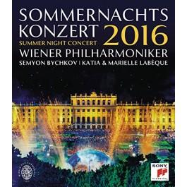 Wiener Philharmoniker Bychkov Sommernachts Konzert 2016 BLU-RAY