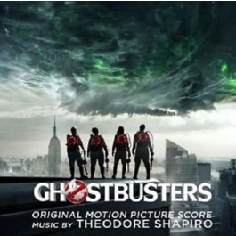 Soundtrack Ghostbusters Score By Theodore Shapiro CD