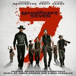 Soundtrack Magnificent Seven By J. Horner & S. Franglen CD