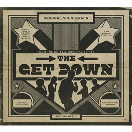 Various Artists Get Down Original Soundtrack From The Netflix Series CD2