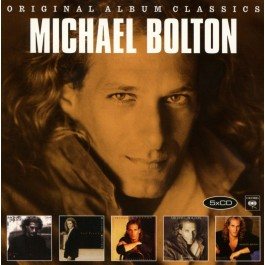 Michael Bolton Original Album Classics CD5