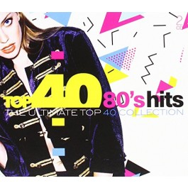 Various Artists Top 40 80s Hits CD2