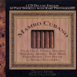 Various Artists Real Cuban Music Mambo CD