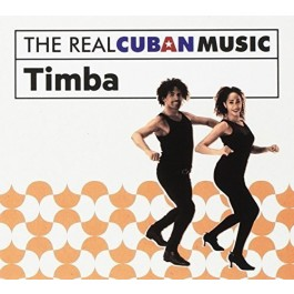 Various Artists Real Cuban Music Timba CD