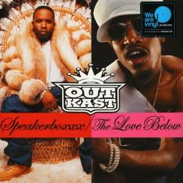 Outkast Speakerboxx / Love Below LP4