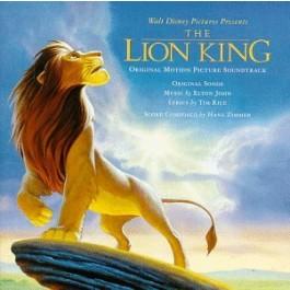 Soundtrack Lion CD