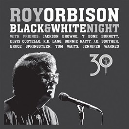 Roy Orbison Black & White Night CD+DVD