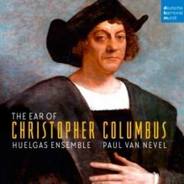Huelgas Ensemble Ear Of Christopher Columbus CD