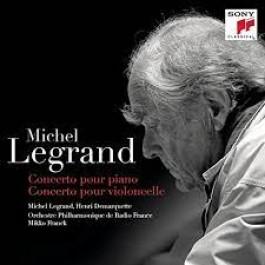 Michel Legrand Concerto Pour Piano, Concerto Pour Violoncelle CD