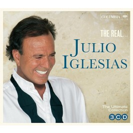 Julio Iglesias The Real... CD3