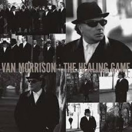 Van Morrison Healing Game LP