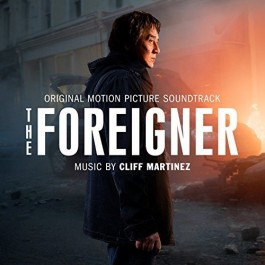 Soundtrack Foreigner By Cliff Martinez CD