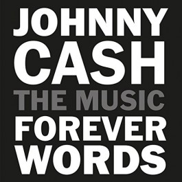 Various Artists Johnny Cash Forever Words CD