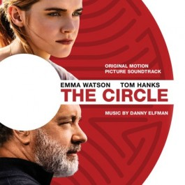 Soundtrack The Circle By Danny Elfman CD