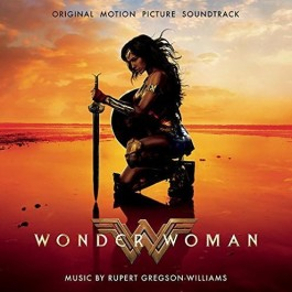 Soundtrack Wonder Woman By Rupert Gregson-Wiliams CD