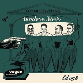 Various Artists Originators Of Modern Jazz LP